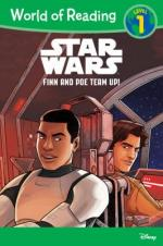 cover of Star Wars: Finn and Poe Team Up!