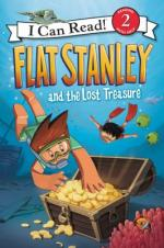 cover of Flat Stanley and the Lost Treasure