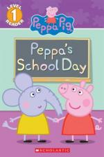 cover of Peppa Pig: Peppa's School Day