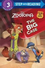 cover of Zootopia: The Big Case