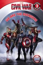 cover of Captain American: Civil War: We Are The Avengers
