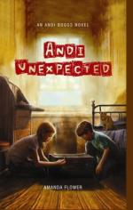 Cover of Andi Unexpected by Amanda Flower