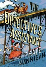 Cover of The Detective's Assistant by Kate Hannigan
