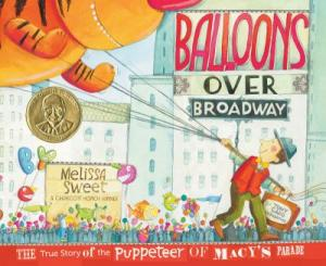 cover of Balloons over Broadway