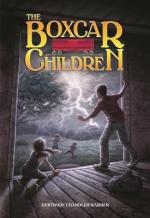 Cover of The Boxcar Children by Gertrude Chandler Warner