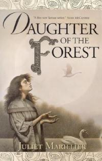cover of Daughter of the Forest by Juliet Marillier