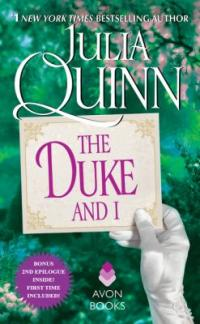cover of The Duke and I by Julia Quinn