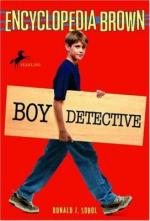 Cover of Encyclopedia Brown, Boy Detective by Donald J. Sobol