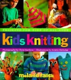 cover of Kids Knitting
