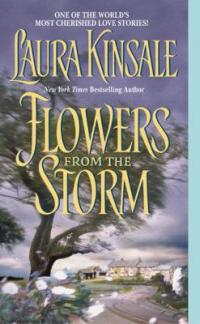 cover of Flowers from the Storm by Laura Kinsale