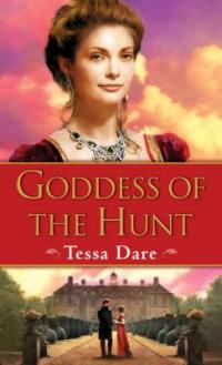 cover of Goddess of the Hunt by Tessa Dare