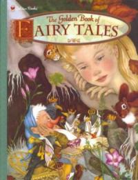 cover of The Golden Book of Fairy Tales