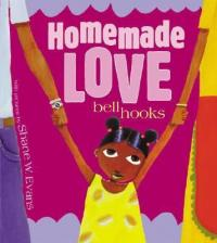 cover of Homemade Love - girl holds both her parents' hands