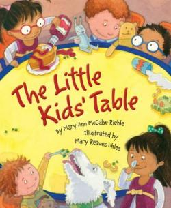 cover of The Little Kids' Table