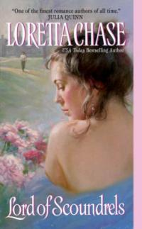 cover of Lord of Scoundrels by Loretta Chase