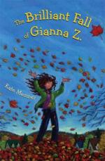 Cover of The Brilliant Fall of Gianna Z.