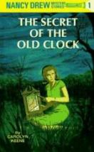 Cover of The Secret of the Old Clock by Carolyn Keene