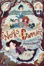 Cover of Nooks and Crannies by Jessica Lawson