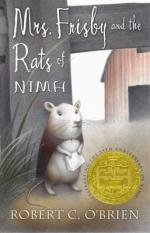 Cover of Mrs. Frisby and the Rats of NIMH
