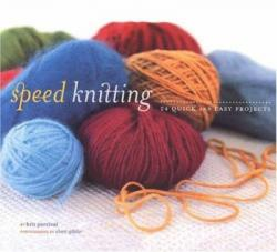 cover of Speed Knitting