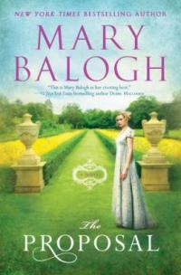 cover of The Proposal by Mary Balogh
