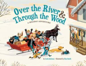 cover of Over the River and Through the Wood