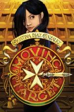 Cover of Moving Target by Christina Diaz Gonzalez