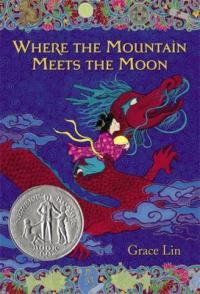 Cover of Where the Mountain Meets the Moon