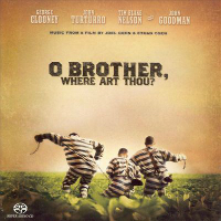 O Brother Where Art Thou Cover