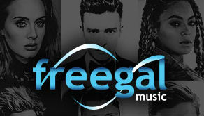 Image and link to Freegal
