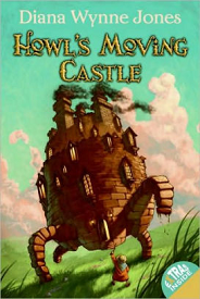 howl's moving castle 2018 current cover
