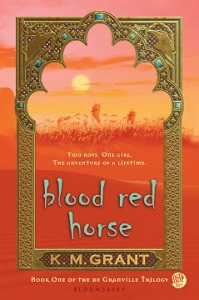 blood red horse grant