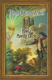 howls moving castle movie tie in cover
