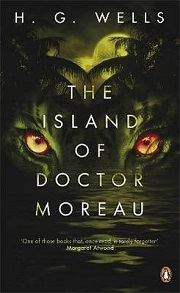 Cover The Island of Dr. Moreau