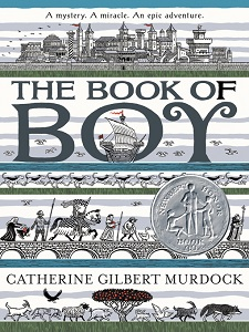 the boy book murdock