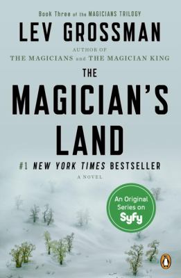 Cover of The Magician's </p> <p>Land