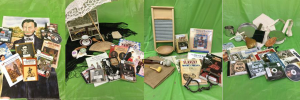 Lincoln's Legacy Learning Kits