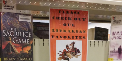 Librarian Favorites