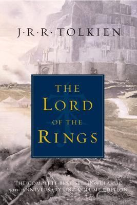 Cover of Lord of </p> <p>the Rings