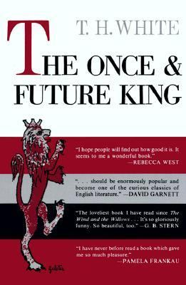 Cover of The Once and Future King