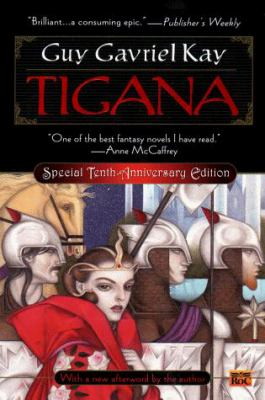 Cover of Tigana