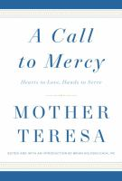 Cover art for A Call to Mercy