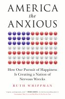 Cover art for America the Anxious