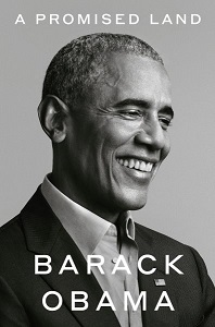 Cover art for A Promised Land by Barack Obama