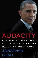 Cover art for Audacity by Jonathan Chait