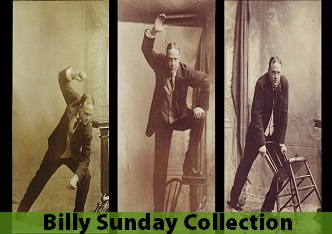 Billy Sunday photo