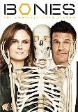 Cover art for Bones season 5 DVD
