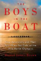 Cover art for The Boys in the Boat by Daniel Brown