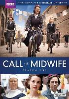Cover art for season 1 of Call the Midwife