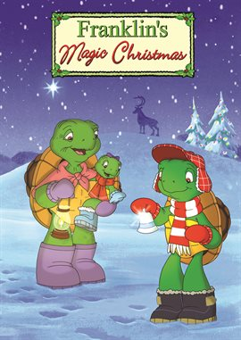 Franklin's Magic Christmas movie poster